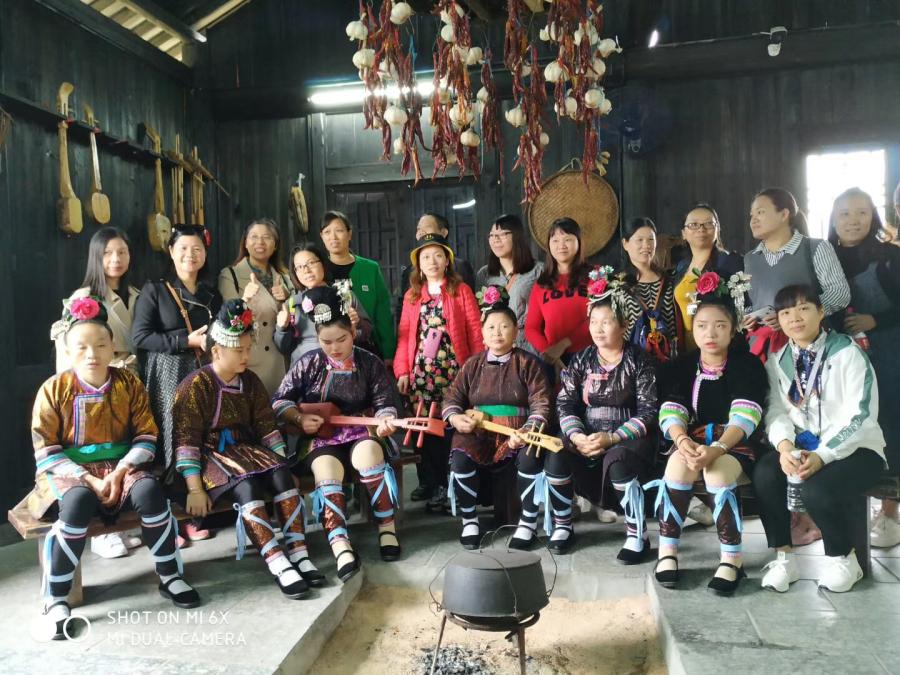 集体相伴,快乐同行—集团2019年度旅游活动报道