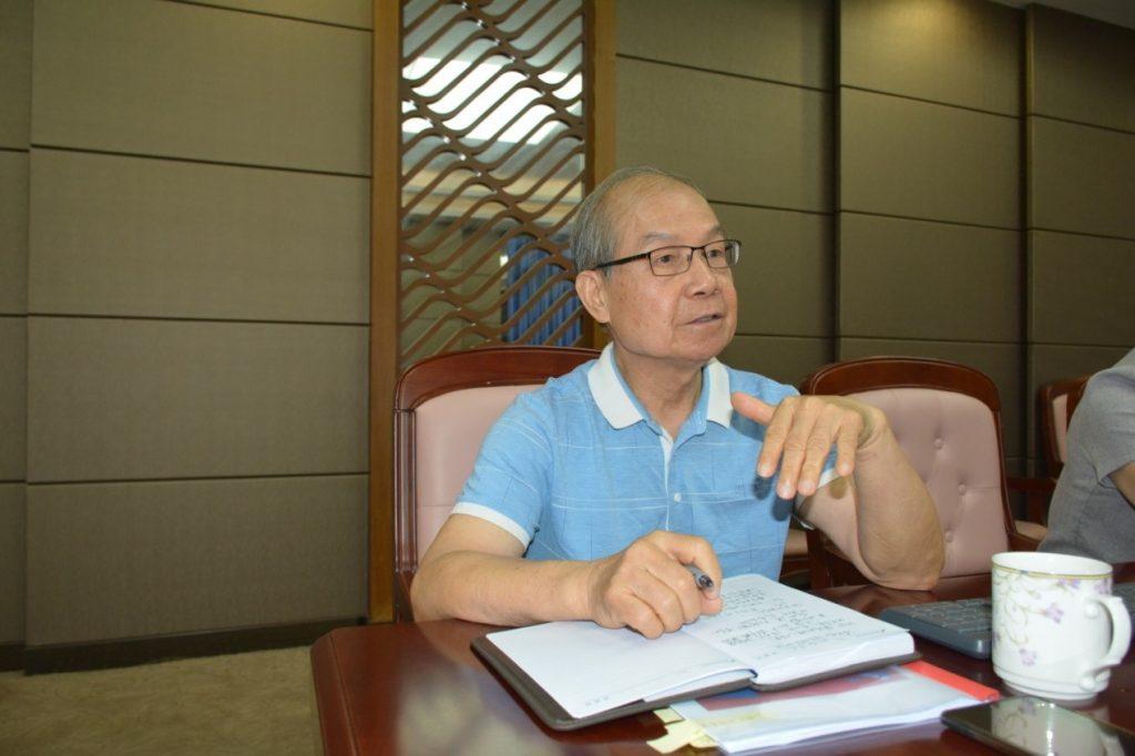 """热烈欢迎""""中国院""""绿色设计研究中心主任一行 莅临三角洲指导交流"""